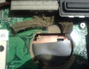 Пыль в системе охлаждения ноутбука multidos_lab