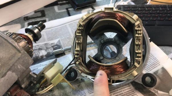 Не ремонт стиральной машины Атлант 1040t1