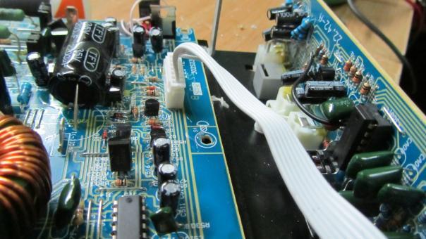не работает сабвуфер  MBB-252a операционный усилитель lm324n