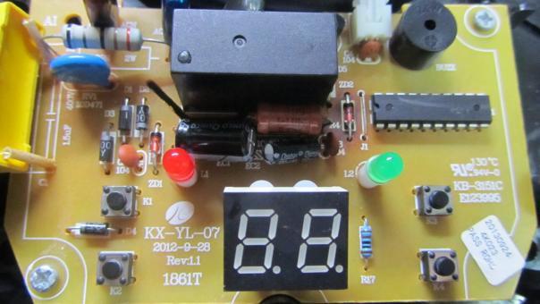 Ремонт чайника Vesta VA5489 - не включается.