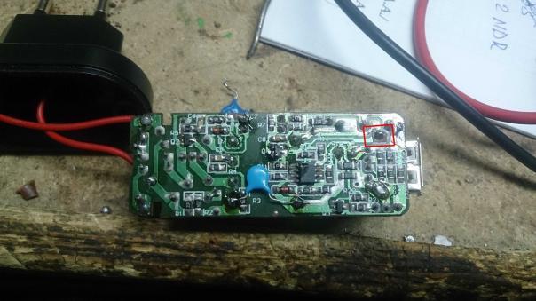Ремонт teXet Т-970HD - не включается!