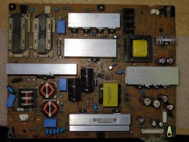 Ремонт телевизора LG 32LD425 - не включается!
