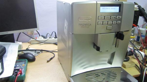 Ремонт кофемашины Delonghi MAGNIFICA - не включается!