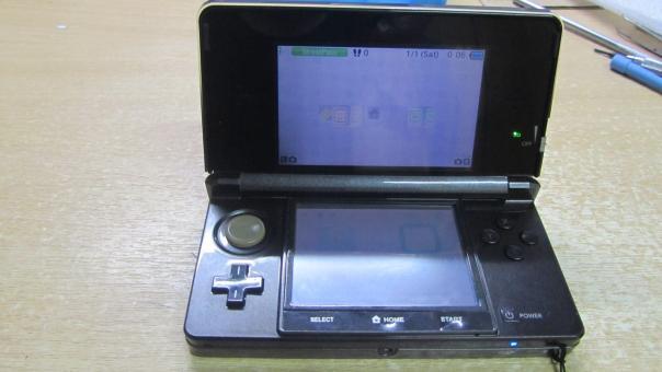 Ремонт Nintendo 3DS, кнопки!