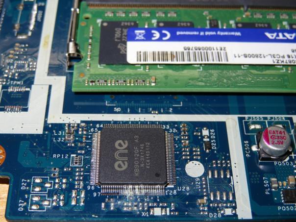 Ремонт ноутбука Acer Aspire E1 V5WE2 - кружка чая на клавиатуру!