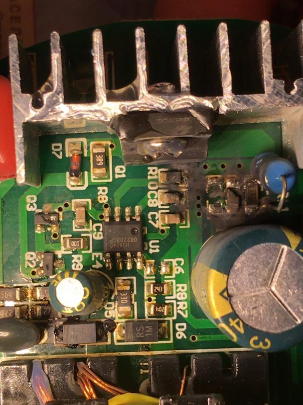 Ремонт потолочного светильника Arion-100r