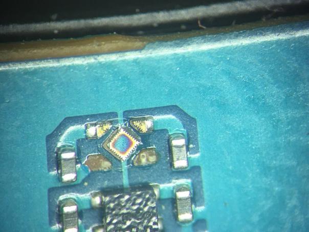 Ремонт телефона Samsung GT-N71000 не работает микрофон!