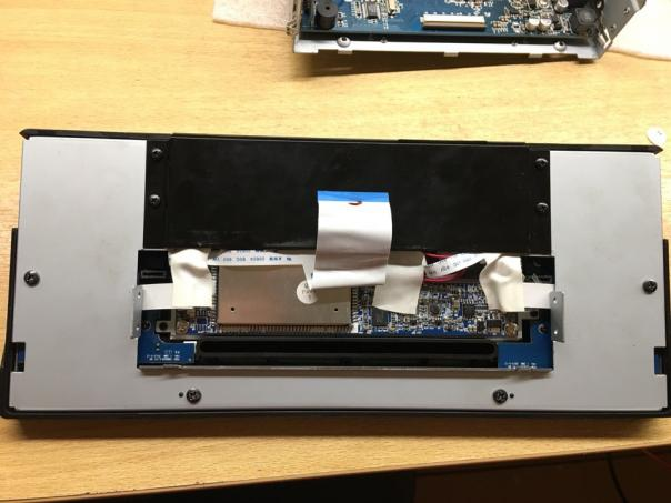 ШГУ MyDean 3082z STM32F100 - не включается магнитола!