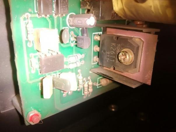 MIG-250 трещит и не запускается