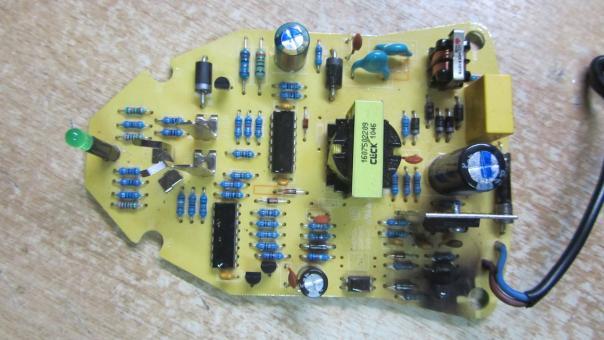 Ремонт зарядного устройства шуруповерта Bosch AL1115CV - силовая часть!
