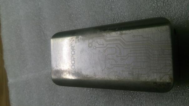 Ремонт электронной сигареты - восстановление оторванной кнопки
