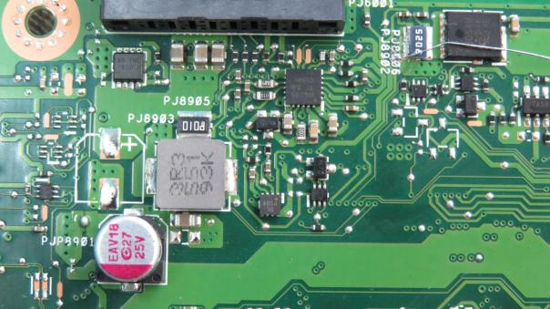 Ремонт ноутбук Asus X540S не включается, не заряжается!