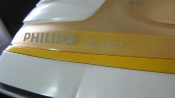 Ремонт Утюга Philips GC 2807 - не включается.